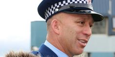 Former All Black Glen Osborne now a police officer