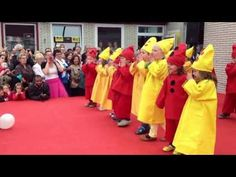 schoolfeest Ybe boumon 2013. - YouTube