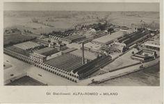 Portello Factory, Arese