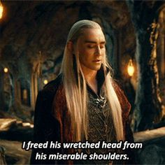 30 Awesome lee pace gif thranduil images