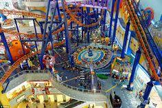 Afbeeldingsresultaat voor kuala lumpur mall rollercoaster