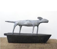 Christopher Marvell.  long boat - bronze edition V