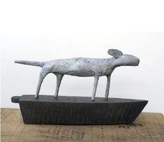Christopher Marvell.  long boat - bronze edition V
