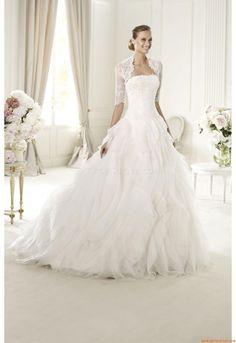 Wedding Dresses Pronovias Ulua 2013