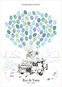 ウェディングバルーンリリース Tree Wedding, Garden Wedding, Wedding Cards, Our Wedding, Wedding Venues, Wedding Photos, Wedding Certificate, Wishing Well, Party Items