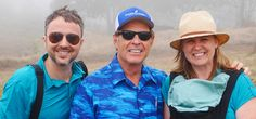 Kyler, Sandi and Gary Young