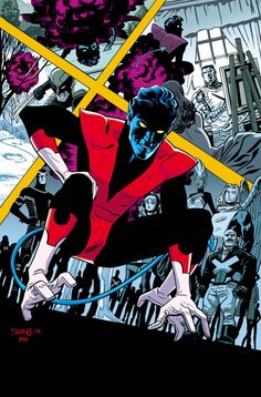 Nightcrawler by Chris Samnee