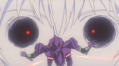 Do you remember the first time you saw Evangelion? It was weird, insane, stressful, and made your heart beat so fast that is consumed all of your attention