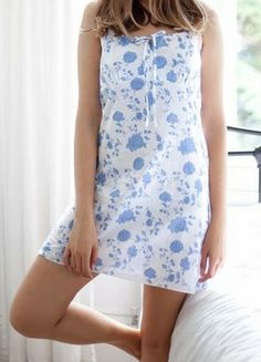 #nuisette# de marque en #coton# de belle qualité chez www.cetaellecetalui.com #lingerie-de-nuit#