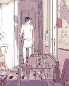 Pascal Campion「Good morning!」