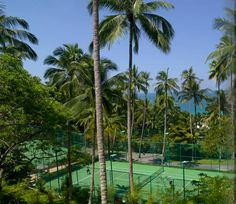 Phuket Luxury Resort Photo Album and Hotel Images for Amanpuri - picture tour #dreamdestinations #tennis #dreamvacations