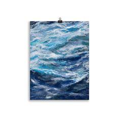 Lámina olas | Cosa Bonita | Láminas para cuadros Waves, Wallpapers, Outdoor, Home Decoration, Pretty, Yurts, Illustrations, Hipster Stuff, Outdoors