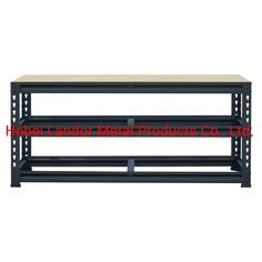 Metal Industrial Bench, Model NO.: LD104 Weight: 600kgs Closed: Open Development: New Type Serviceability: Common Use Trademark: Landor Transport Package: Carton and Pallet Specification: H540xW1200xD400 Origin: Hebei, China HS Code: 73269090, Port: Tianjin, China         Production Capacity:500PCS/DayPayment Terms:L/C, T/T                          Usage:Industrial, Warehouse RackMaterial: Steel and WoodStructure: ShelfType: Boltless/Rivet RackingMobility: AdjustableHeight: 0-5m, Industrial…