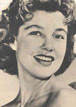 Adele Kruger   Miss South Africa 1957