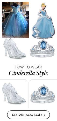 """Cinderella"" by kamaraanderson on Polyvore featuring Dolce&Gabbana and Disney"
