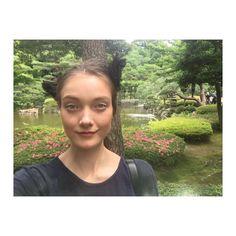 "727 Likes, 6 Comments - Yumi Lambert (@yumilambert) on Instagram: ""From Tokyo with love ❤️ #chanelmetiersdart @chanelofficial"""