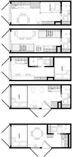 Plans Maison Container Sur Pinterest