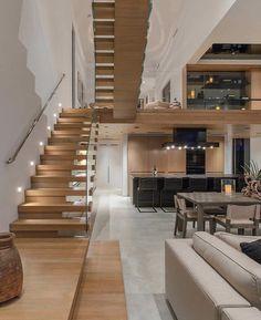 Loft Interior, Interior Design Career, Interior Design Services, Modern Interior Design, Interior Architecture, Interior Design Canada, Villa Design, Loft Design, Design Case