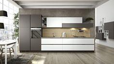 cucina lineare moderna