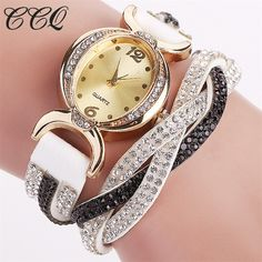 $2.69 (Buy here: https://alitems.com/g/1e8d114494ebda23ff8b16525dc3e8/?i=5&ulp=https%3A%2F%2Fwww.aliexpress.com%2Fitem%2F9-colors-New-Fashion-watches-for-women-dress-quartz-watch-rhinestone-watches-Casual-relojes%2F32376224002.html ) New Fashion Luxury Bracelet Quartz Watches Casual Women Rhinestone Wristwatches Relogio Feminino Reloj Mujer Clock for just $2.69