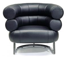 Eileen Gray Bibendum Chair (1929)
