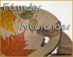 Fórmulas artesanales Parte I Bead Crafts, Fun Crafts, Diy And Crafts, Arts And Crafts, Paper Crafts, Diy Resin Mold, Pasta Piedra, Mandala Painting, Do It Yourself Crafts