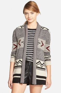 8c0a567827 cupcakes and cashmere  Sequoia  Open Cardigan available at  Nordstrom  Nordstrom App