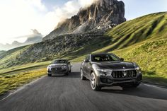 Maserati's luxury SUV goes petrol with the Levante S, available now