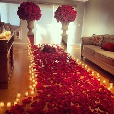 Evlilik teklifi organize
