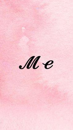 Iphone Wallpaper Eyes, Pink Wallpaper Backgrounds, Aesthetic Iphone Wallpaper, Nature Wallpaper, Wallpaper Quotes, Pink Instagram, Instagram Logo, Instagram Quotes, Instagram Story