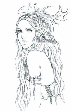 Cendre:Wilde by Synke.deviantart.com on @deviantART