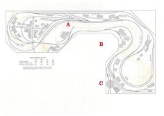 model railroad track plans - Google Search