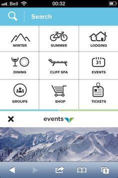 Snowbird Mobile by Rally Interactive
