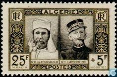 Algeria - Father of Foucau 1950