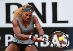 Serena Williams vs Ana Ivanovic live stream Italian Open tennis 2014 TV schedule