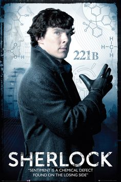 Sherlock Sherlock Holmes Solo - Official Poster. Official Merchandise. Size: 61cm x 91.5cm. FREE SHIPPING