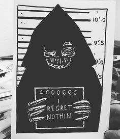 Ver esta foto do Instagram de @godsteethillustration • 3,253 curtidas