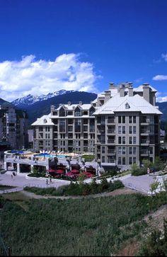 Pan Pacific Mountainside, Whistler, Canada