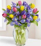 Spring Flower Bouquet Visit www.liflowergarden.com #flowers-bellport-florist Join us on Facebook! https://www.facebook.com/pages/Long-Island-Flower-Garden-Florist/459905084090901