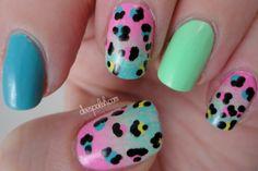 Dees Polish Endeavours #nail #nails #nailart