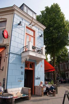 Utrecht | Lombok cafe