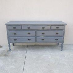 Louis XVI Double Dresser - Nadeau Huntsville