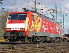 BR 189    Deutsche Bahn