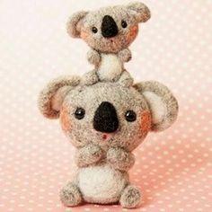 [2016.2.27] Wonder Zoo | Needle Felted Wool Animals Inspiration & Idea | Feltify