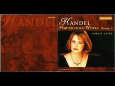 Sophie Yates plays the Keyboard Suite No. 4 in D minor (by G.F. Handel, HWV 437) on harpsichord