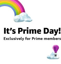 IT'S AMAZON PRIME DAY! We've combed the best Amazon  Prime Day deals . After sorting through hundreds of discounts, we put together a  guide to the very best savings. #Amazon #PrimeDay ends  July 17, and these #deals are selling out fast. Save Big >