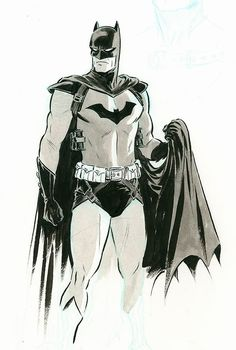 The Batman by Paolo Rivera