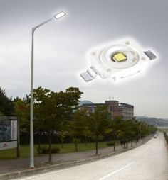 Welland City, Canada will create North America's first solar powered led street light city