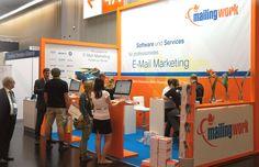 E-Mail Marketing auf der #Coreach. Automation ist eines der Themen schlechthin.