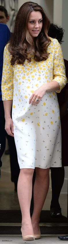 in Jenny Packham and Jimmy Choo Gilbert pumps.